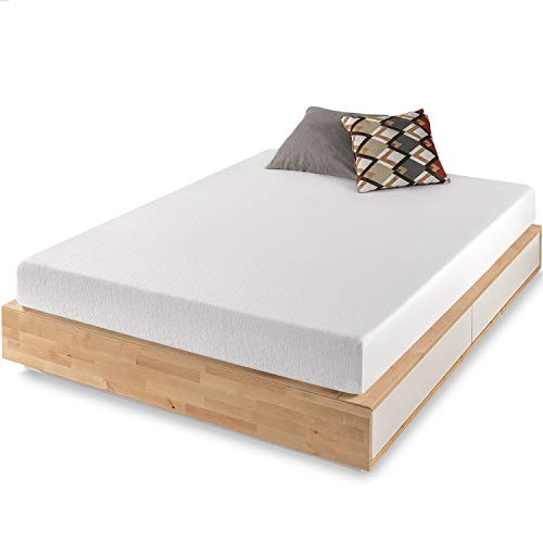 Best Price Mattress 8-Inch Memory Foam Mattress, Queen (Bamboo Sofa Online)