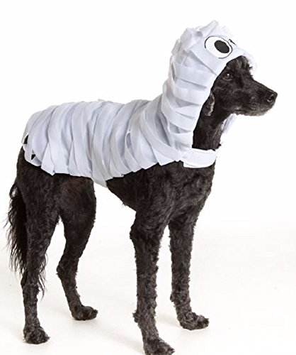 Dog's Mummy Costume - Size XL (Mummy Costume For Dogs)