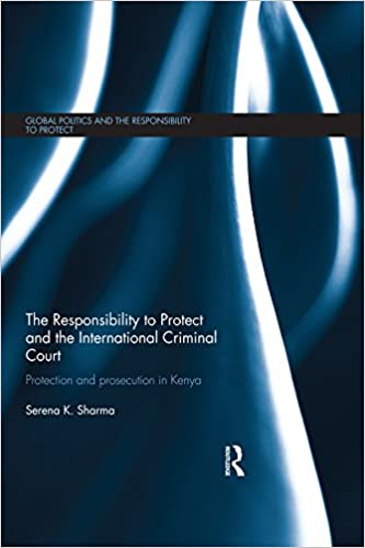 The Responsibility to Protect and the International Criminal
