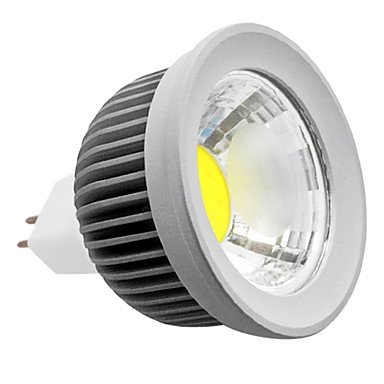 De pinchos para mazorcas de MR16 Bombilla LED lámpara 5 W 450 lm 12 V intensidad