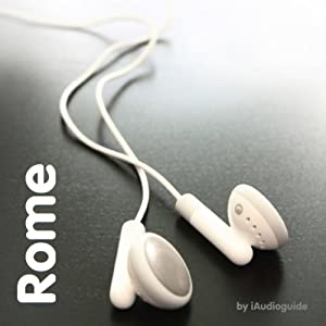 Audio Guide Rome | Livre audio