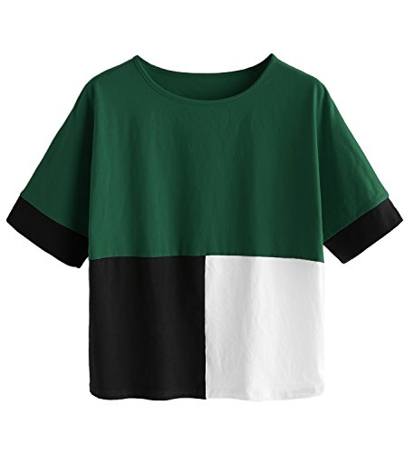color block shirt - 2