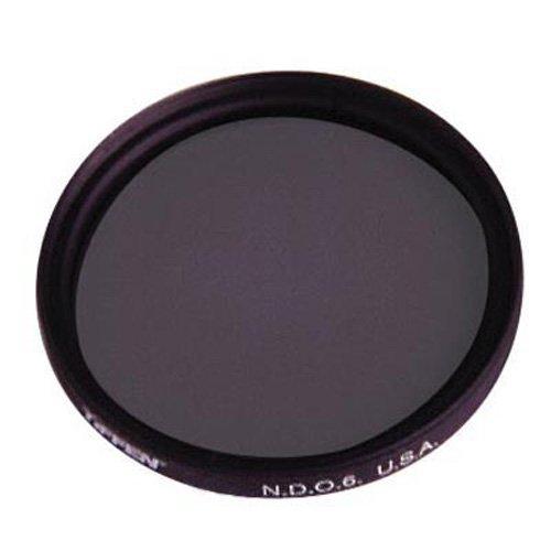 Tiffen 37ND6 37mm Neutral Density 0.6 2-Stop Filter (Gray)