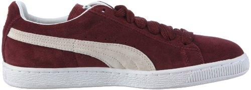 Puma Suede Classic Herren Sneaker Dunkel Rot