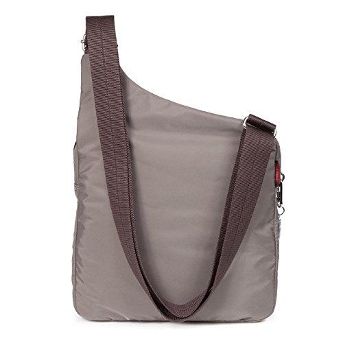 Shoulder Black Sepia Brown Cross Size Sputnik Hedgren One Bag Body APq6wx