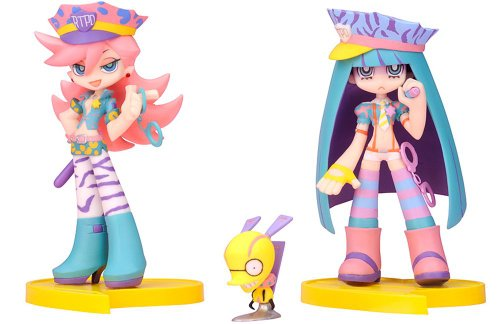 - Good Smile Panty & Stocking with Garterbelt: Twin Pack+ Panty & Stocking with Chuck + galaxxxy