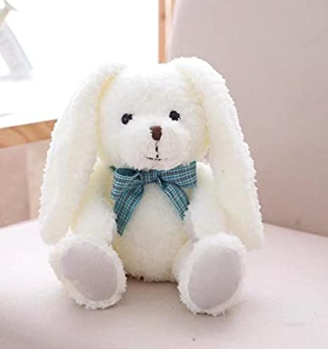 YOIL Lindo y Encantador Juguete Suave Peluches Muñeca de Conejo Relleno Peluches Conejo Suave Dol Juguete