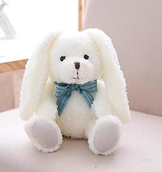 ShireyStore Muñeca de Conejo Relleno Peluches Conejo Suave Dol Juguete Giftl para Bebés y Niñas Pequeños