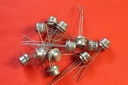 Transistor silicon military KT321B (2T321B) USSR 10 pcs