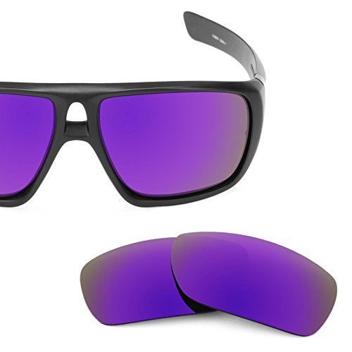 De Oakley Repuesto Púrpura Dispatch Mirrorshield Para 1 Lentes Opciones Plasma — Múltiples Polarizados d5twqW