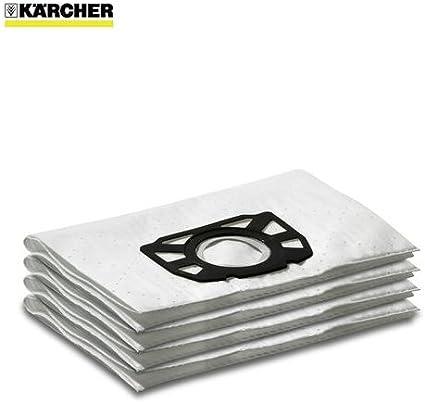 10 x Sacs d'aspirateur pour Kärcher WD 7.000, 6.904–413.0