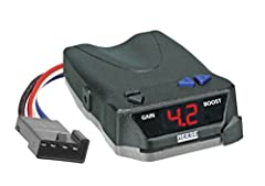 The Reese Towpower BRAKE-EVN brake controller offers advanced proportional braking by applying brake pressure to match the vehicles deceleration rate. Proportional braking gets you get smoother stops that traditional time based controls. The ...