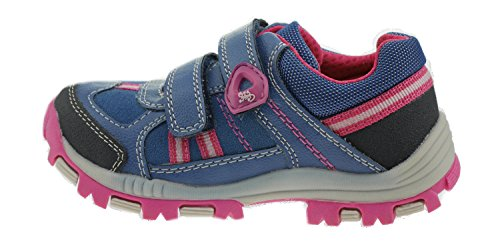 Baskets Pink Pour Ice Bleu Lurchi Fille 1dOqgWw