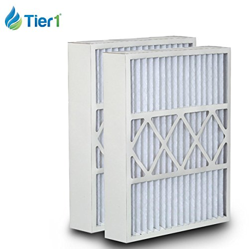Filters White Rodgers Furnace (Tier1 16x26x5 MERV 11 White-Rodgers F825-0548 & 51626?11 Comparable AC Furnace Air Filter - 2 Pack)