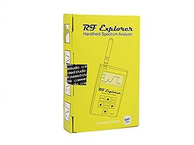 SeeedStudio - RF Explorer Wifi Combo - Handheld Digital Spectrum Analyzer - DIY Maker Open Source BOOOLE