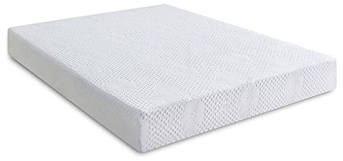 Olee Sleep 9 Inch I-gel Multi Layered Memory Foam Matress 09FM01Q by Olee Sleep