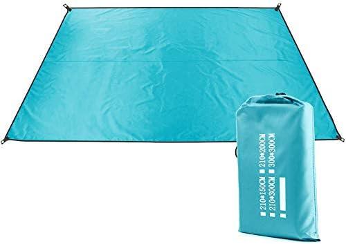 Outdoor Foldable Camping Tent Tarp Groundsheet Picnic Mat Sleeping Blanket