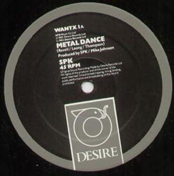 Metal Dance 12 Inch 12 Single Uk Desire 1983 Katalog Nummer