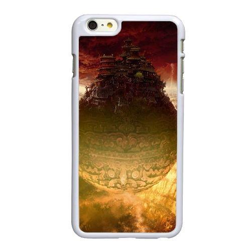 E6S04 Blade and Soul B9Q3IP coque iPhone 6 4.7 pouces Cas de couverture de téléphone portable coque blanche DJ5KOO3OW