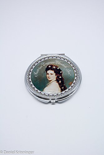 A Piece Of Europe Pocket mirror Sissi