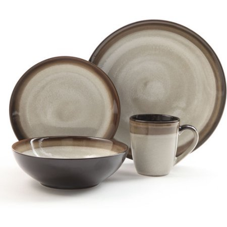 Gibson Home Terra Bella 16-Piece Dinnerware Set