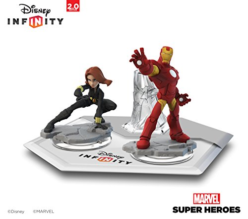 Disney INFINITY: Marvel Super Heroes (2.0 Edition) Video Game Starter Pack - PlayStation 3 by Disney Interactive Studios (Image #1)