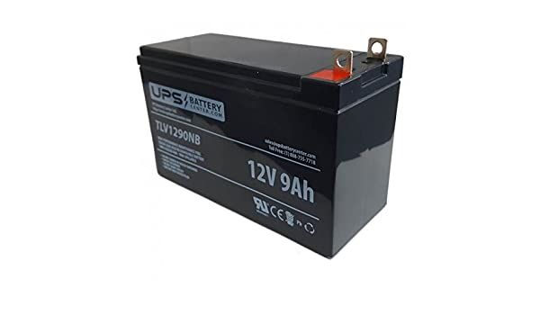 12V 9Ah NB // Width: 65mm // Height: 94mm Battery Dimensions: Length: 151mm 3.70 Compatible Replacement Battery for Generac 8000E Generator 5.94 by UPSBatteryCenter 2.56