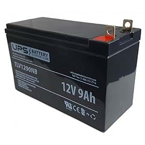 Amazon Com 12v 9ah Nut Amp Bolt Prostar 6ps0070h Compatible
