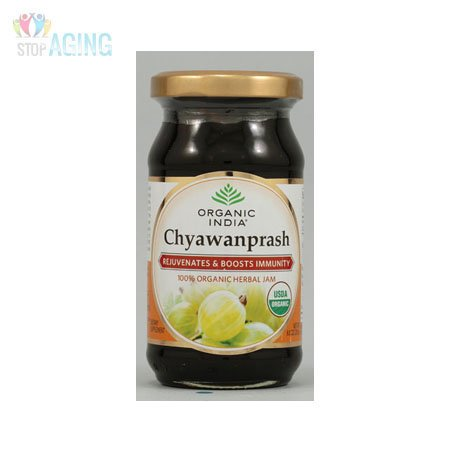 Organic India Chyawanprash Organic 8.8oz, Health Care Stuffs