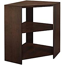 ClosetMaid Impressions Chocolate 41.1 in. Corner Unit