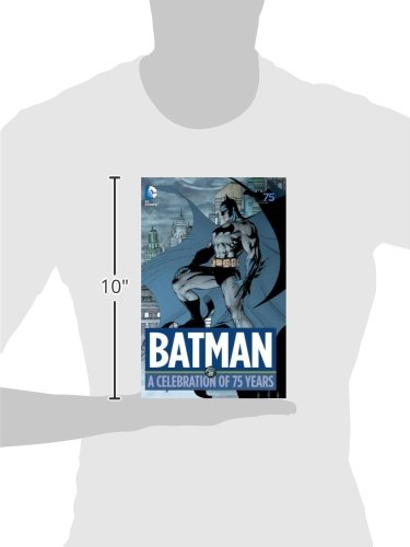 Batman  A Celebration of 75 Years  Various  9781401247584  Amazon.com  Books 22428dcf6c