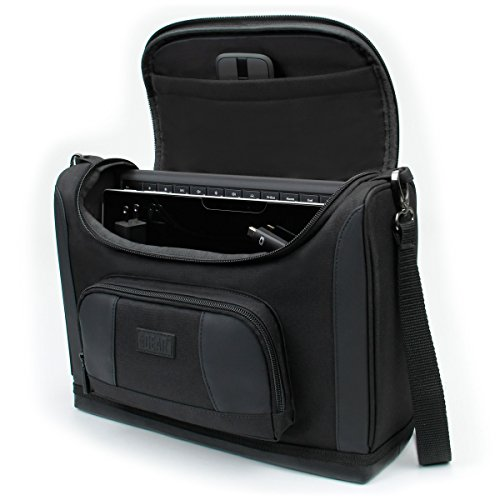 USA GEAR Tablet Messenger Bag 12