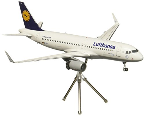 Gemini200 Lufthansa A320-200 1/200 Scale Airplane Model