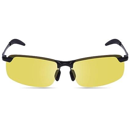 be4b3c1cfd Amazon.com   Punasi Night Driving Glasses