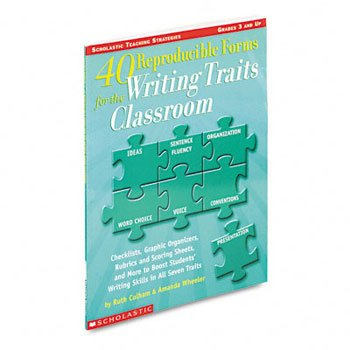 Amazon.com : Scholastic 40 Reproducible Forms for the Writing ...