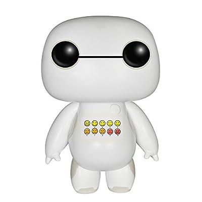Funko POP Disney: Big Hero 6 -Emoticon Chested Baymax -2015 SDCC Exclusive Action Figure: Toys & Games