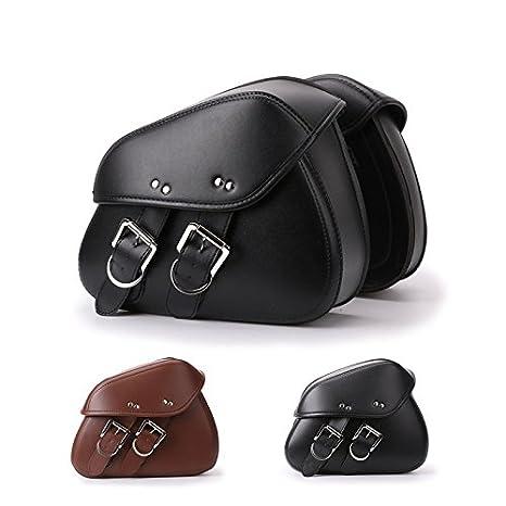Amazon.com: Bolsa de herramientas para sillín lateral de 2 ...