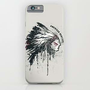 Society6 - American Heritage (white) iPhone 6 Case by Ruxi Li wangjiang maoyi