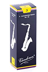 Vandoren SR223 Tenor Sax Traditional Ree...