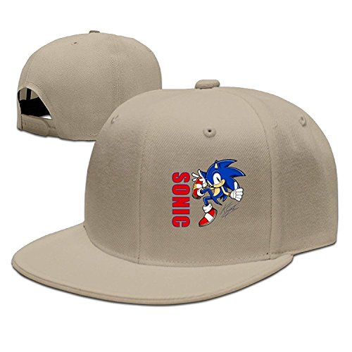 Price comparison product image MEIKEY UNISEX Sonic Blank Hat Fitted
