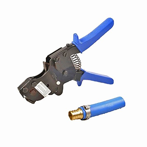 Mover Parts F2098 Racheting PEX Cinch Tools For Clamp 3/8'', 1/2'', 3/4'', 5/8'',1'' Pipe Tubing by Mover Parts