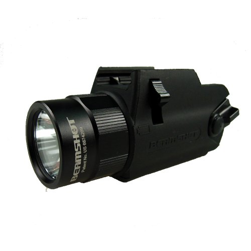 Handgun Weaponlight (BEAMSHOT BS8100S Handgun Weaponlight/150 Lumens Super Bright with New Strobe Function carrying case & Battery included))