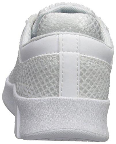 K Aéro Noir Femmes T Noir suisse Baskets Blanc Blanc Blanc Formateur RwqRUg