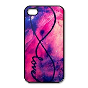 ABC Galaxy Infinite Love Case Cover Skin for iphone 5 5s