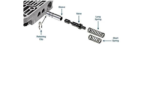amazon com sonnax 4l80e 4l85e transmission actuator feed limit rh amazon com