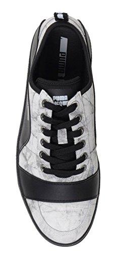 Puma Alexander Mcqueen X Mcq Tjäna Lo Läder Grafisk Sneaker (9 Oss)