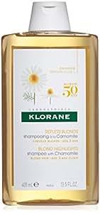 Klorane Shampoo with Chamomile - Blond Hair , 13.4 fl. oz.