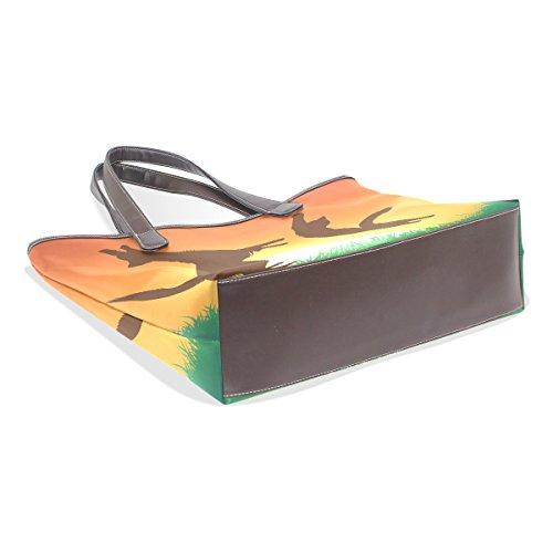 Tela Mujer Multicolor Tizorax Bolso De Para qSPc8HRA