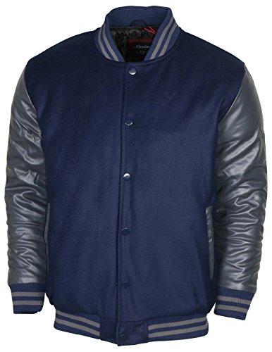 University Varsity Jacket - 4