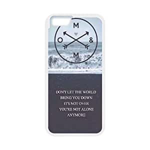 """Hjqi - Custom Of Mice & Men Phone Case, Of Mice & Men Personalized Case for iPhone6 Plus 5.5"""""""